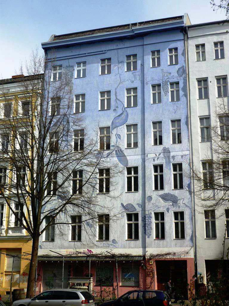 Edificio 6 piani a reichenberger strasse 116 kreuzberg for 6 piani