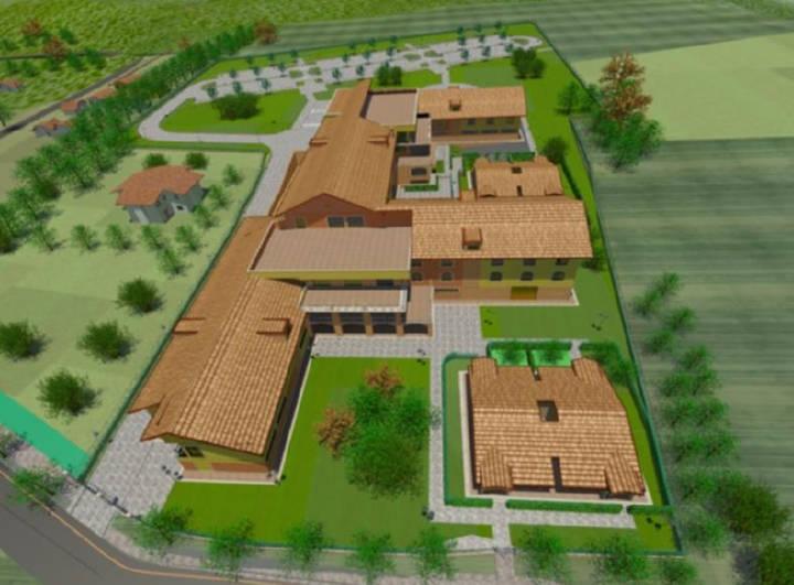 Vendita terreno edificabile con progetto for Case di riposo per anziani