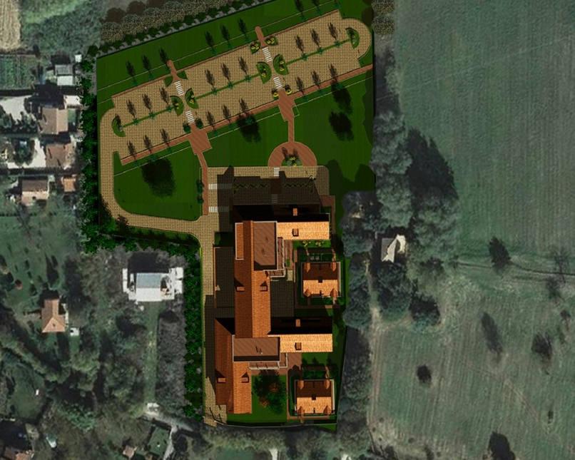 Vendita terreno edificabile con progetto - Progetto casa roma ...