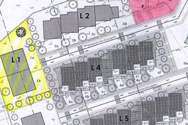 Progetto Per La Realizzazione Di N 18 Villette A Schiera A Vallo